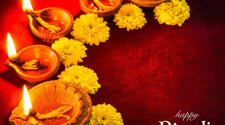 Diwali, fête traditionnelle indienne